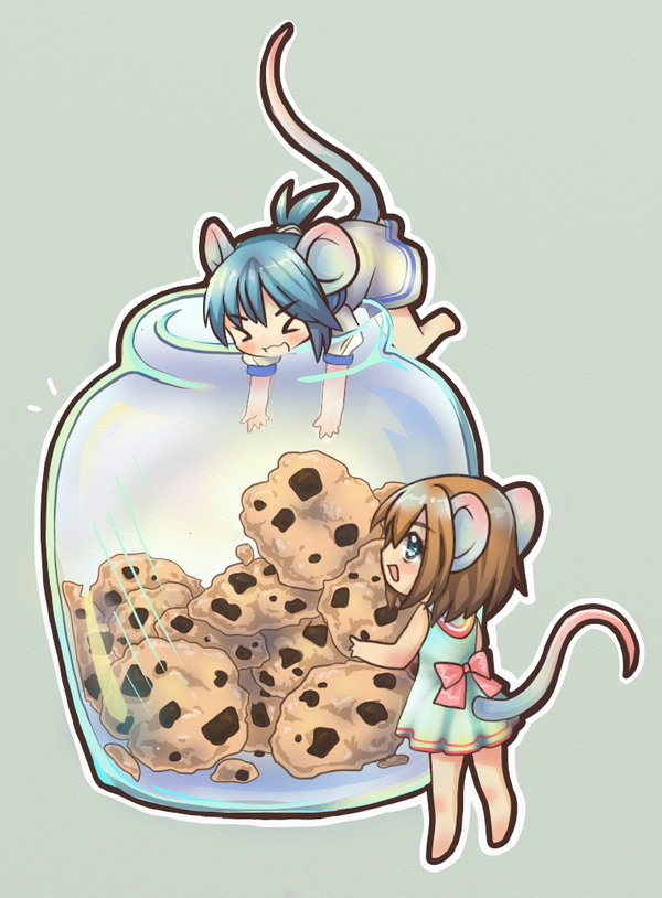 manga_cookie_thieves__by_bellenova-d5py0nq