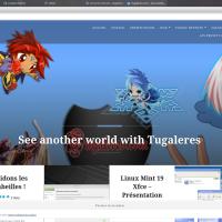Capitaine OSX - Thème Linux