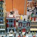 Constructions géantes en Lego