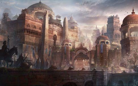 Source : https://pixshark.com/fantasy-medieval-port-city.htm