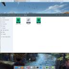 Korvela – Nouveau thème Linux