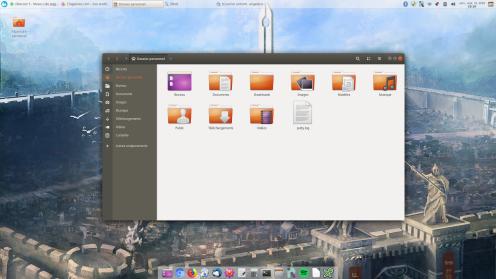 File Manager - Nautilus