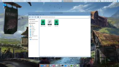 File Manager (Thunar)