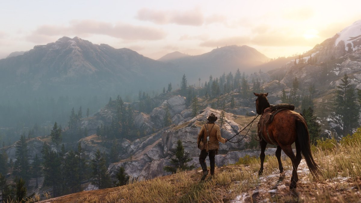 Red Dead Redemption 2 - Fonds d'écran