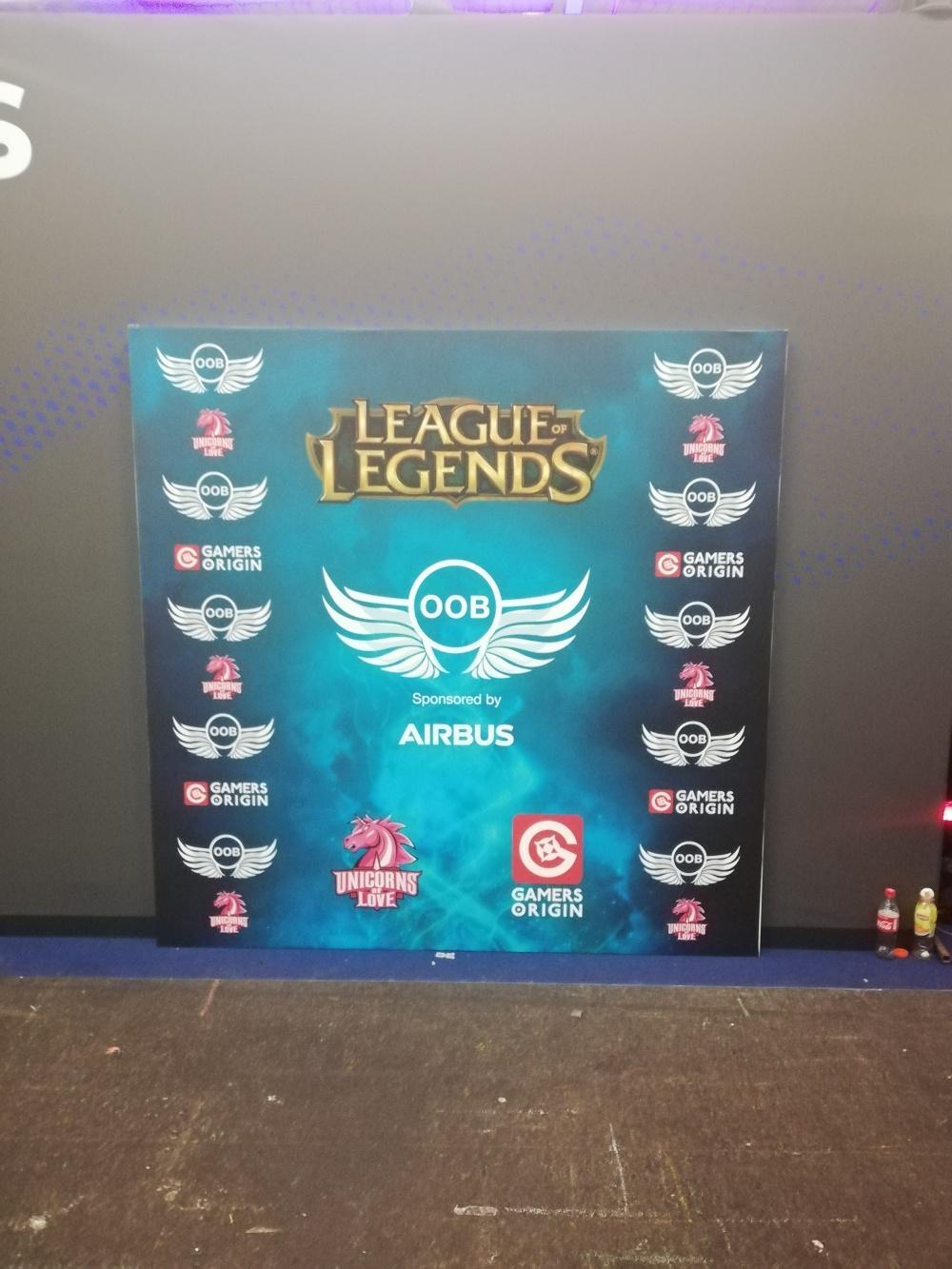 League of Legends (Airbus)