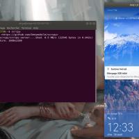 Afficher l'écran de son smartphone Android sur ordinateur avec scrcpy
