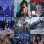 WL OP – De magnifiques images et fonds d'écran à découvrir !