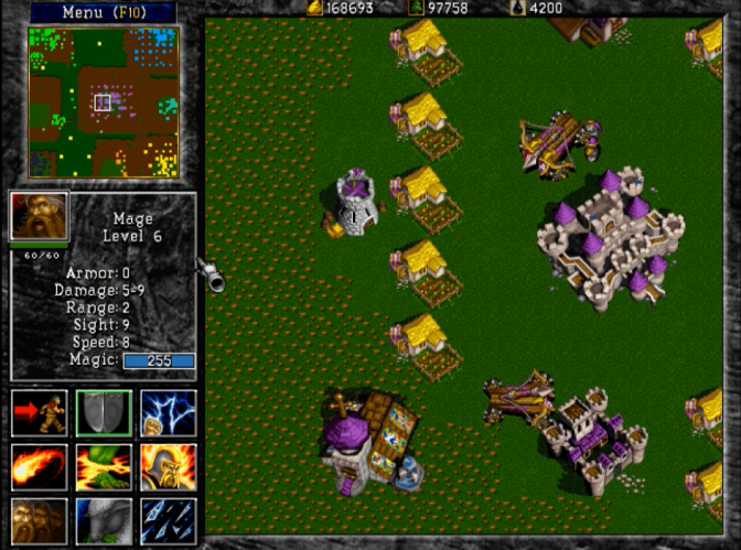 Warcraft2-game