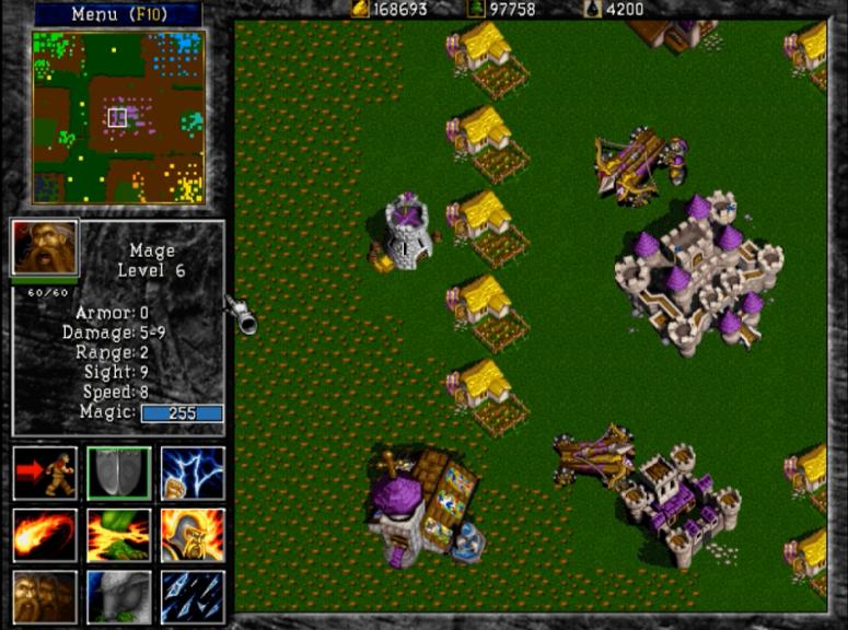 Warcraft2-game