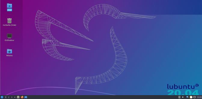 Lubuntu-Bureau