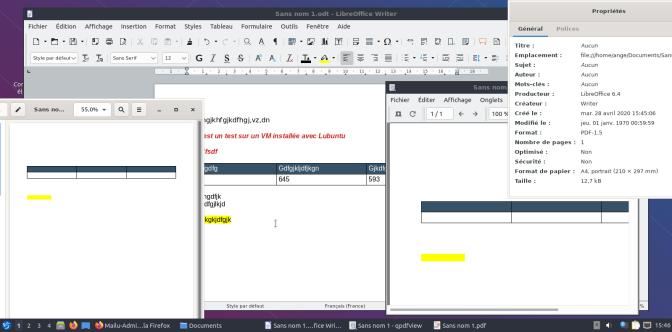 Lubuntu-LibreOffice-PDF