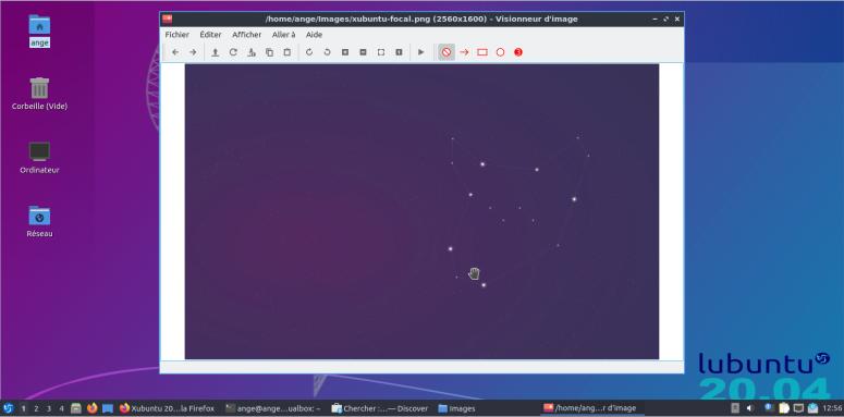 Lubuntu-visionneuse-image