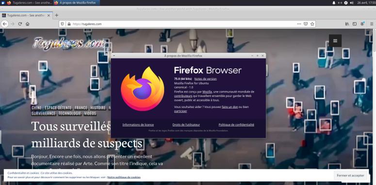 Xubuntu-Firefox