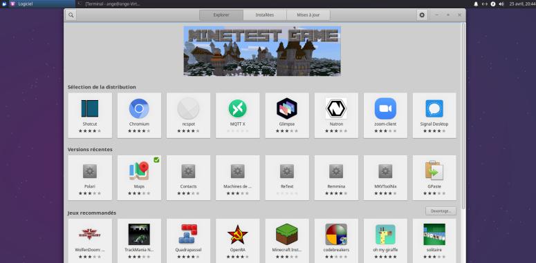 Xubuntu-Gnome-Software