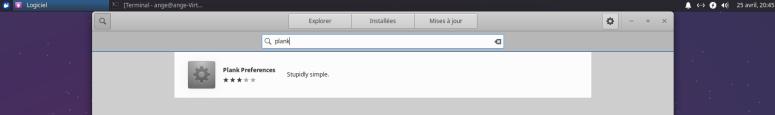 Xubuntu-logiciel manquant