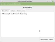 LinuxMint19-Warpinator-install3