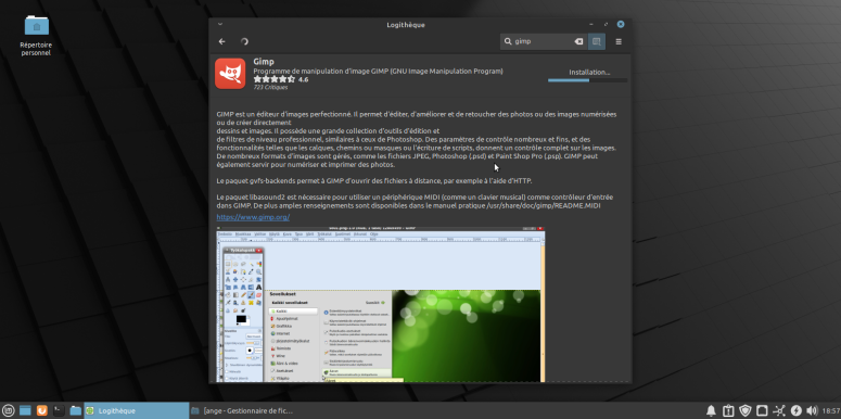 LinuxMint20-Software-Manager2