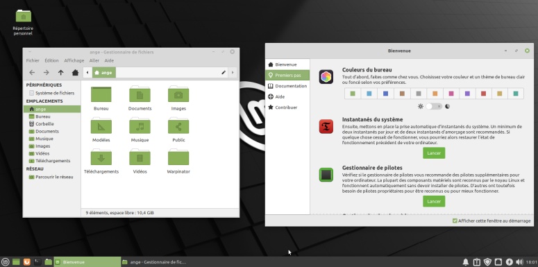 LinuxMint20-Welcome-color1