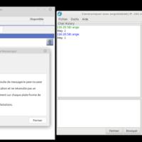 LAN Messenger et Iptux : alternatives plus complètes à Warpinator