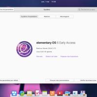 elementary OS 6 (Odin) Bêta - Petit tour d'horizon !